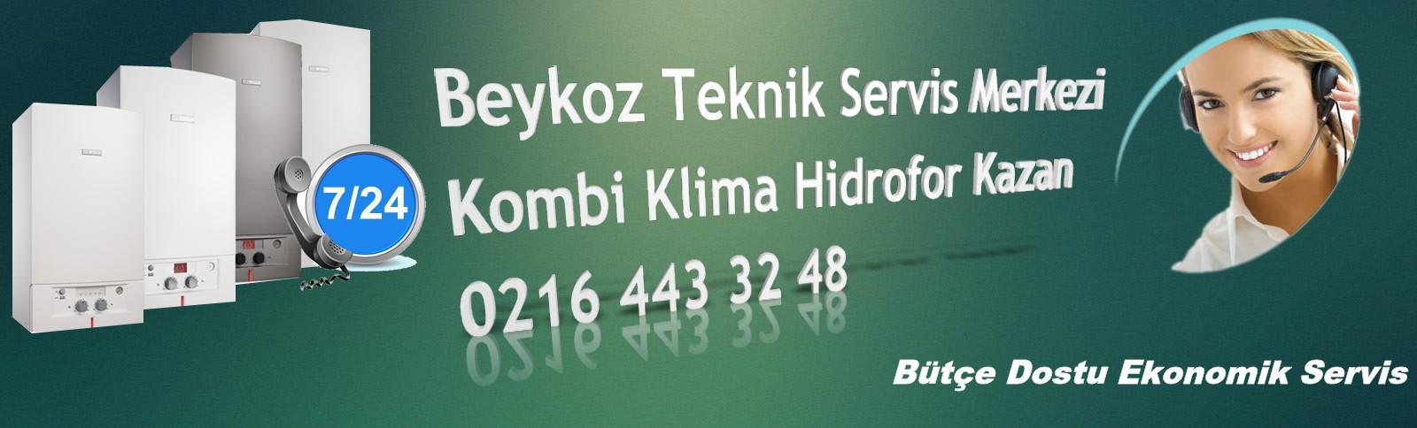 Beykoz Teknik Servis Merkezi